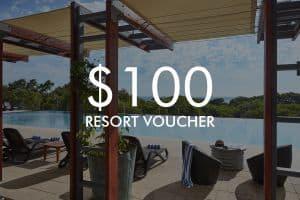 $100 Resort Voucher