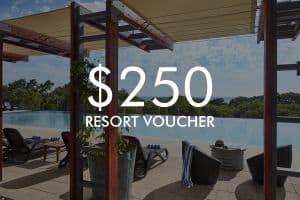 $250 Resort Voucher