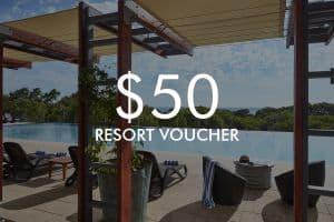 $50 Resort Voucher