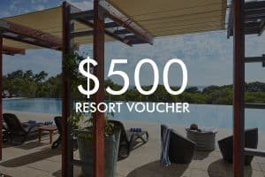 $500 Resort Voucher