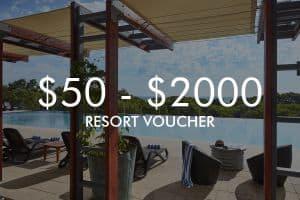 Custom Resort Voucher
