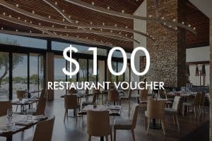 $100 Other Side of the Moon Restaurant Voucher