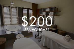 $200 Vie Spa Voucher